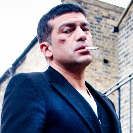 Tamer Hassan net worth salary